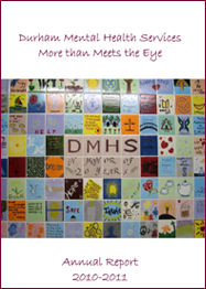 2010-2011 dmhs Annual Report image