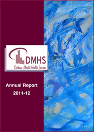 2011-2012 dmhs Annual Report image