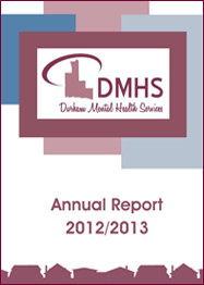 2012-2013 dmhs Annual Report image