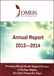 2013-2014 dmhs Annual Report image